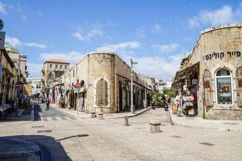 Tel Aviv Israel Old Jaffa
