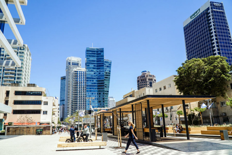 Tel Aviv Israel Rothschild Boulevard