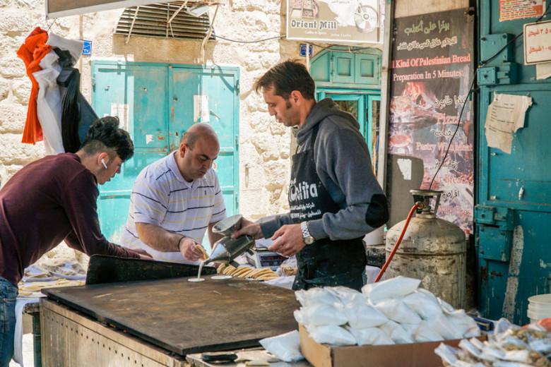 Bethlehem Altstadt Katayek essen