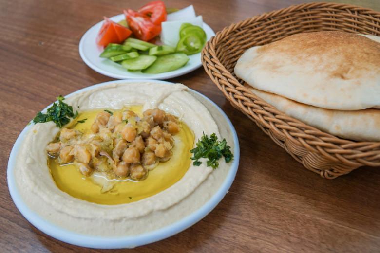 Bethlehem Hummus bei Afteem