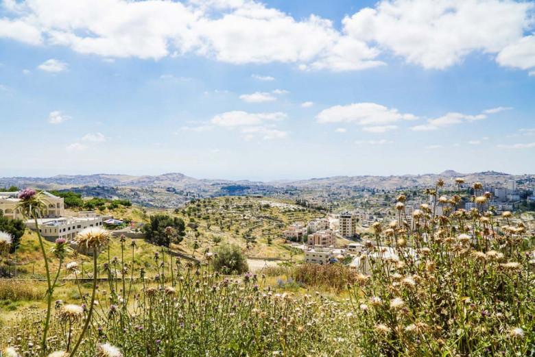 Bethlehem Palästina Landschaft