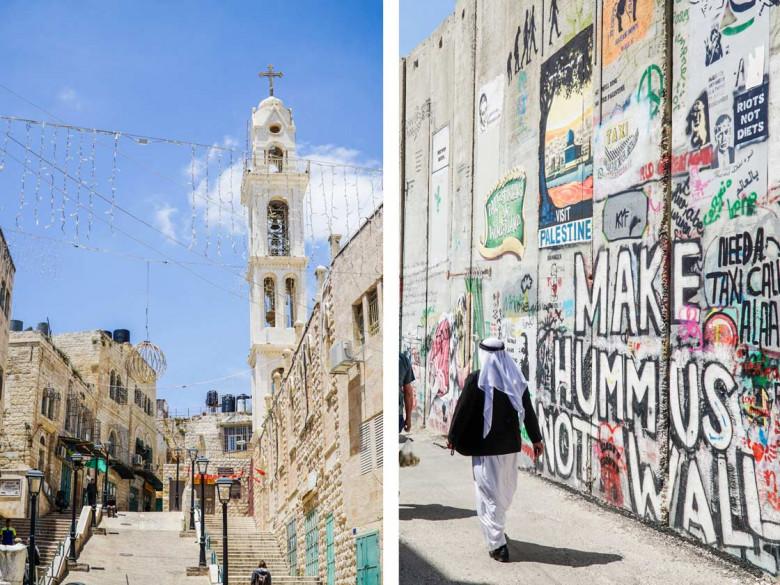 Israel Kurztrip Infos Bethlehem
