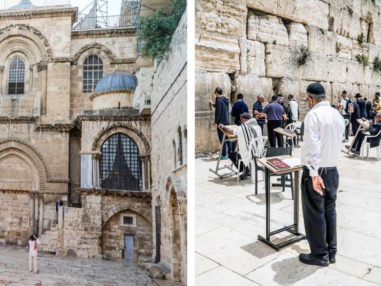 Israel Kurztrip Jerusalem Altstadt