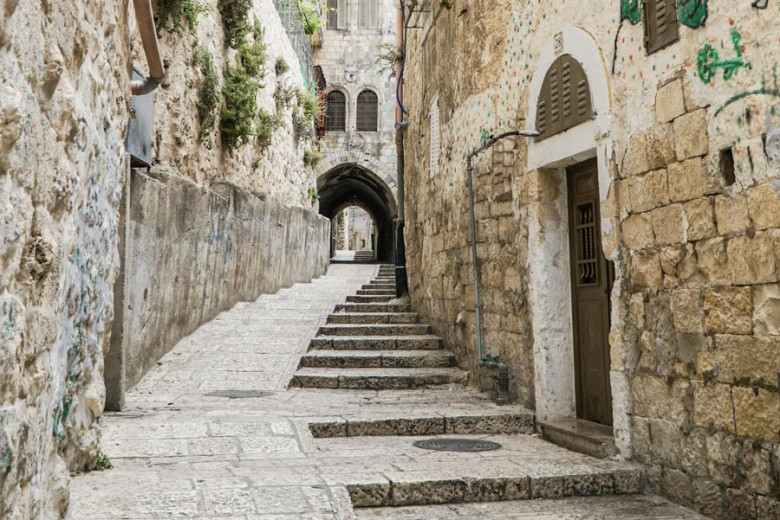 Israel Kurztrip Jerusalem