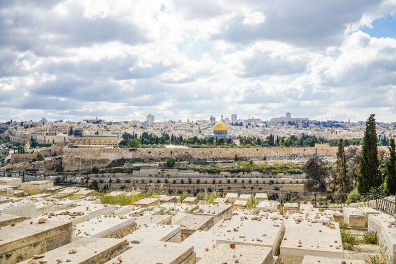 Israel Kurztrip Tipps Ölberg Jerusalem