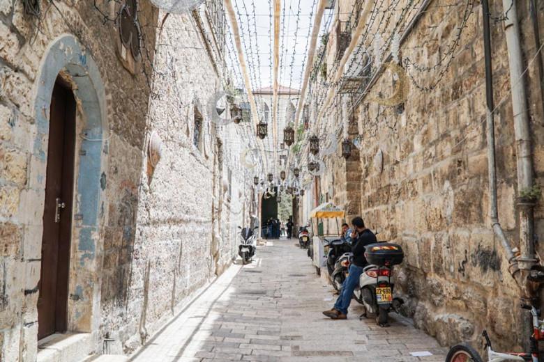 Israel Kurztrip Jerusalem Straßen