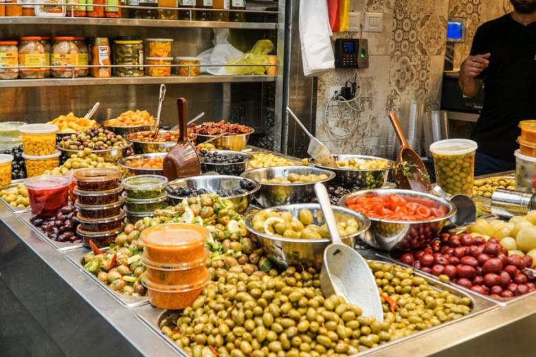 Israel Kurztrip Tipps Infos Markt