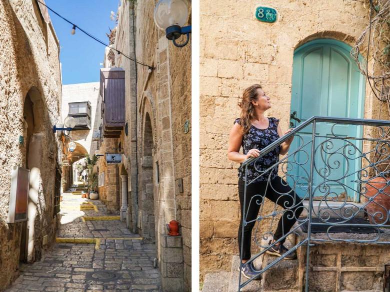 Israel Kurztrip Tel Aviv Altstadt