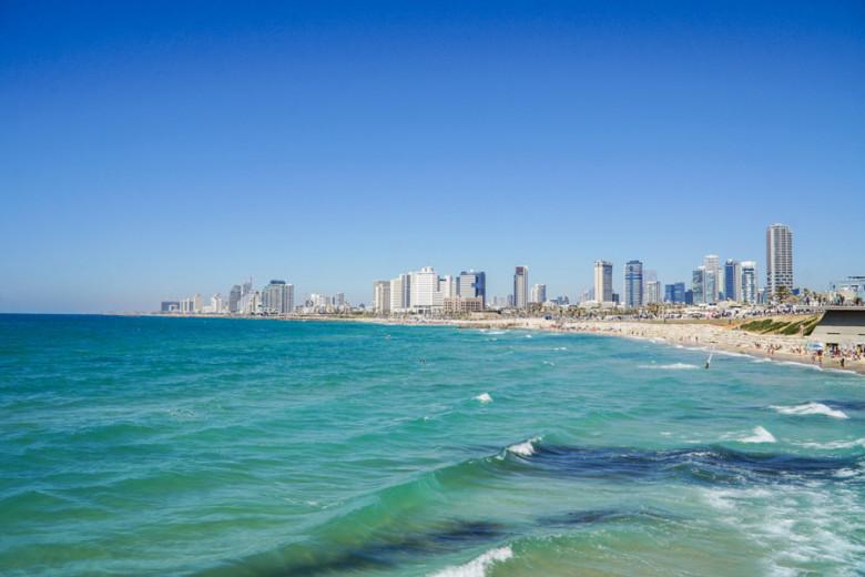 Israel Kurztrip Tipps Tel Aviv Meer