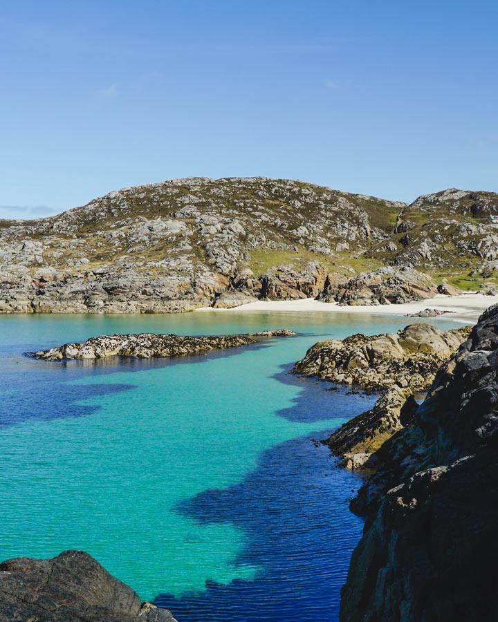 Nachhaltige Kosmetik Outdoor Sonnenschutz Meer