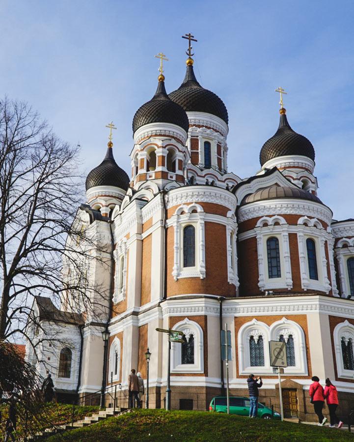 Alexander Newski Kathedrale Tallinn