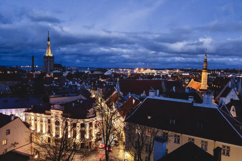 Aussichtspunkte in Tallinn