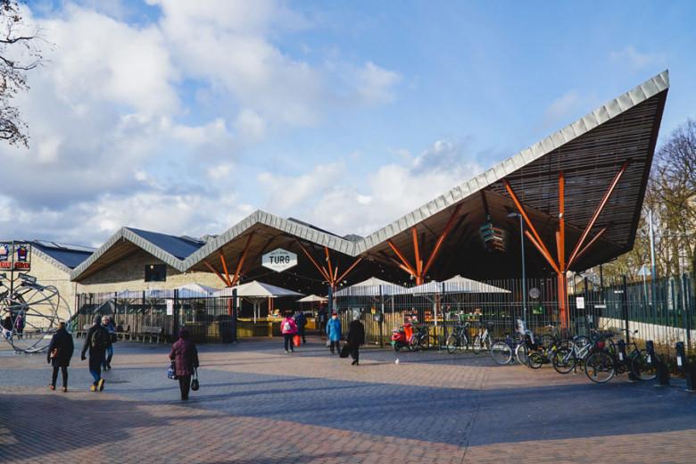 Balti Jaama Turg Markt Tallinn