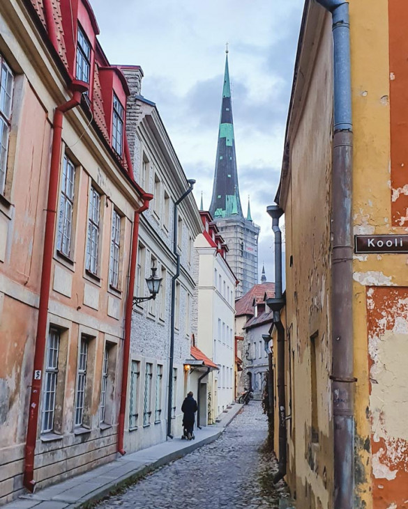 Tallinn Sehenswürdigkeiten Altstadt-Charme