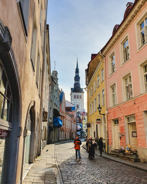 Tallinn Sehenswürdigkeiten Altstadt