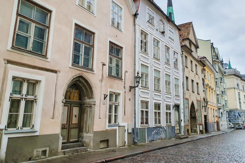 Tallinn Sehenswürdigkeiten alte Gebäude