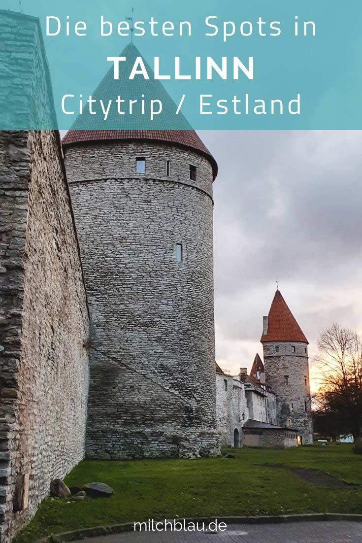 Tallinn Citytrip: Diese Sehenswürdigkeiten in Tallinn solltest du nicht verpassen + unsere Restaurant Highlights
