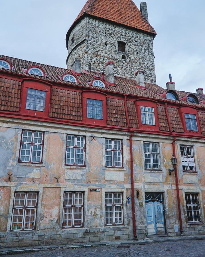 Tallinn Sehenswürdigkeiten Turm