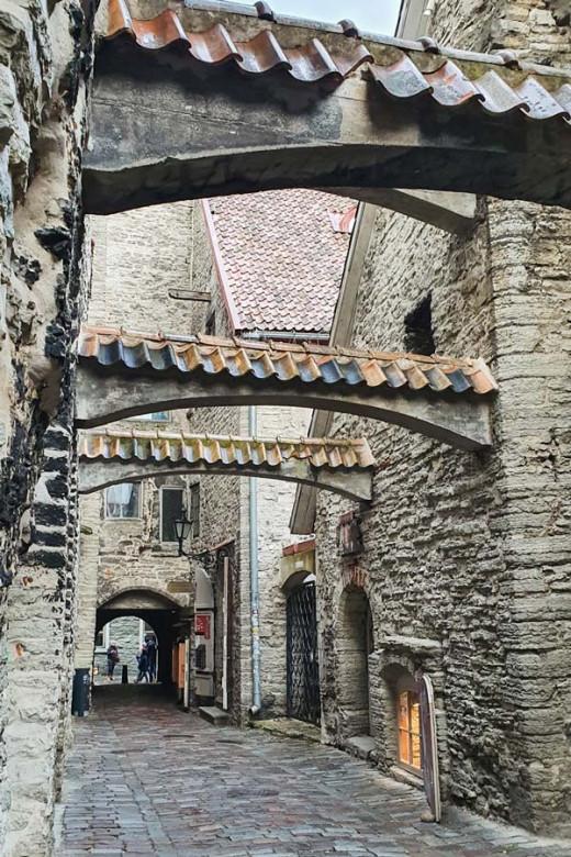 Tallinn St. Katharinenpassage Gilde