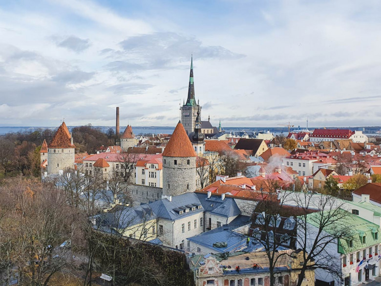 Reise-Highlights 2019 Baltikum Tallinn