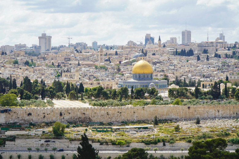 Reise-Highlights 2019 Israel Jerusalem