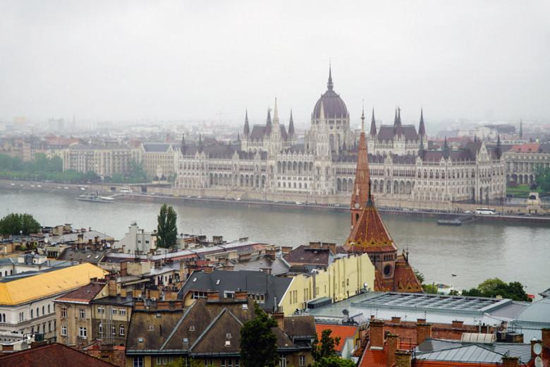 Reise-Highlights 2019 Ungarn Budapest