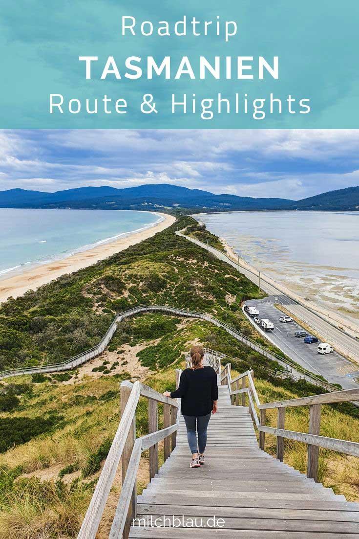 Tasmanien mit dem Camper - Route, Tipps & Highlights